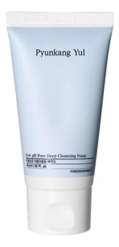 Купить Очищающая пенка для умывания Low pH Pore Deep Cleansing Foam: Пенка 40мл, Pyunkang Yul