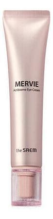 Купить Крем для области вокруг глаз Mervie Actibiome Eye Cream 30мл, The Saem