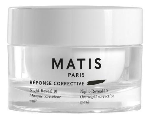 Купить Ночная корректирующая маска для лица Reponse Corrective Night Reveal Masque 50мл, Matis