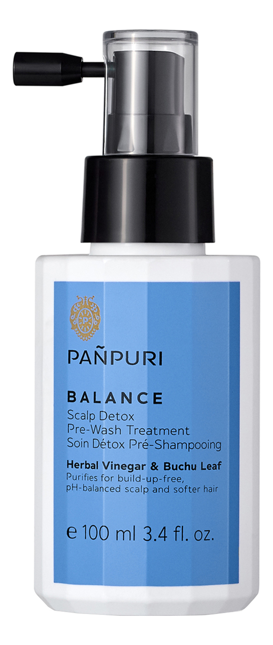 Спрей для волос и кожи головы Balance Scalp Detox Pre-Wash Treatment 100мл, Panpuri  - Купить