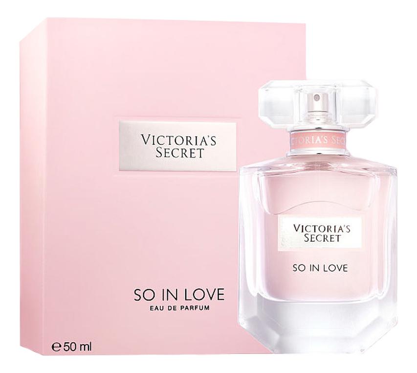 Купить So In Love: парфюмерная вода 50мл (новый дизайн), Victorias Secret