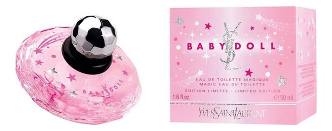 YSL Baby Doll Magic: туалетная вода 50мл