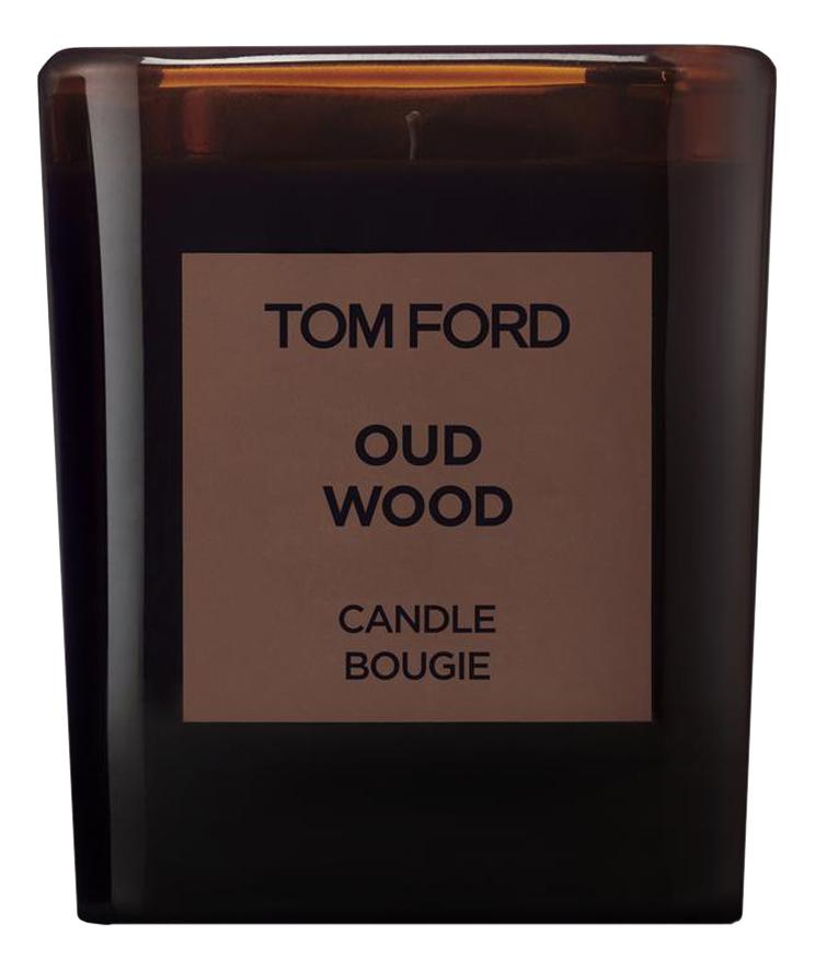 Купить Oud Wood: свеча 200г, Tom Ford
