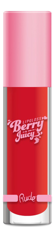 Блеск для губ Berry Juicy 4г: Code Red