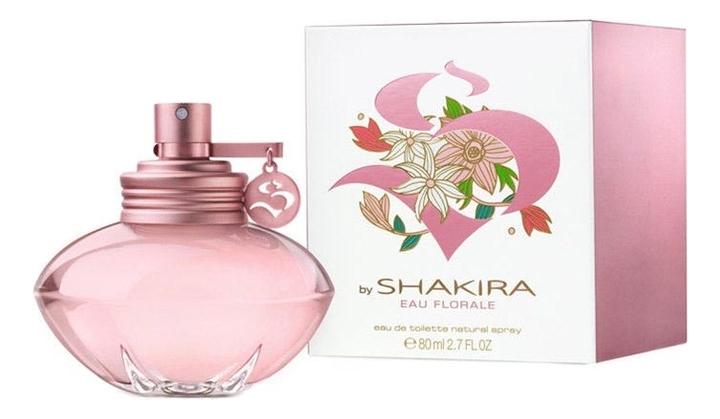 S by Shakira Eau Florale: туалетная вода 80мл
