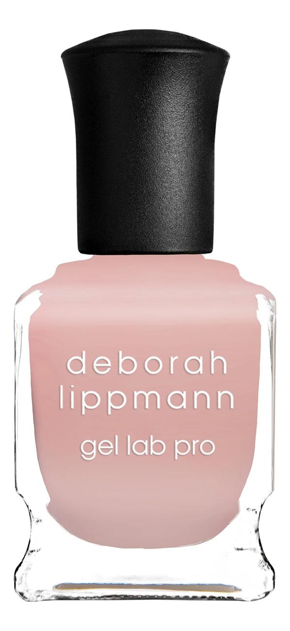 Фото - Лак для ногтей Gel Lab Pro Color 15мл: Dancing With A Stranger лак для ногтей gel lab pro color 15мл a wink and a smile