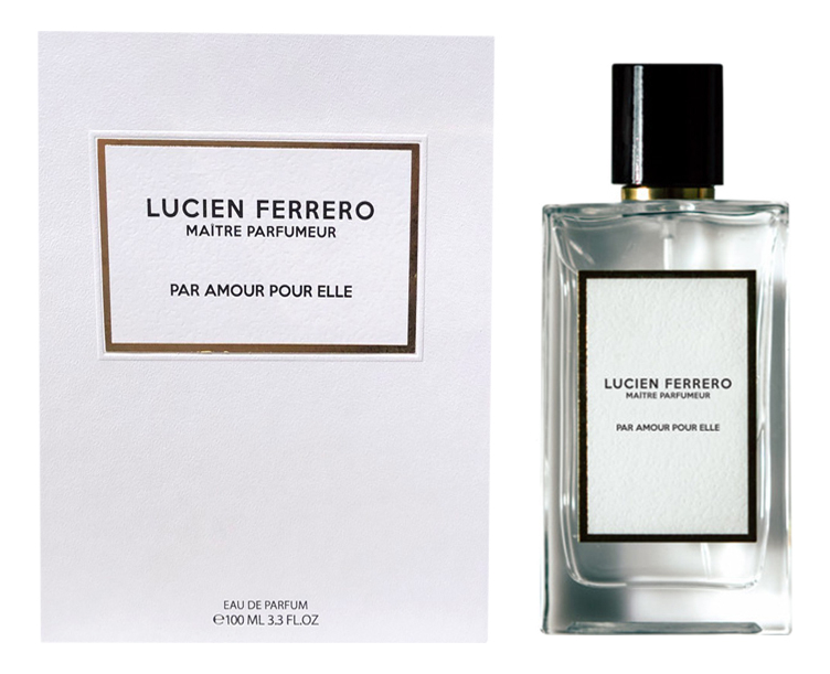 Par Amour Pour Elle: парфюмерная вода 100мл maitre d amour духи 100мл тестер