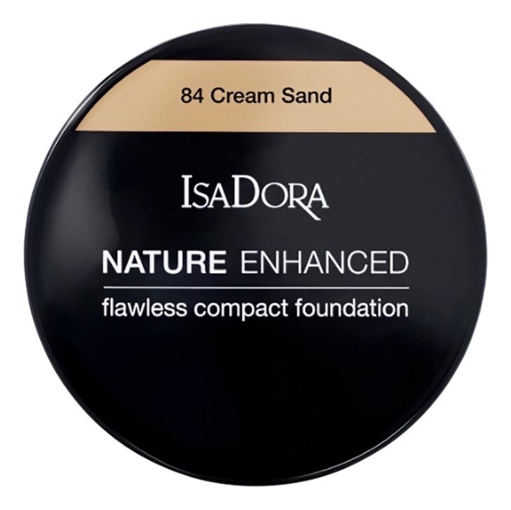 Крем-пудра для лица Nature Enhanced Flawless Foundation 10г: 84 Cream Sand