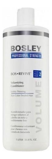 Кондиционер-активатор от выпадения и для стимуляции роста волос BOSRevive Non Color-Treated Hair Volumizing Conditioner: Кондиционер-активатор 1000мл