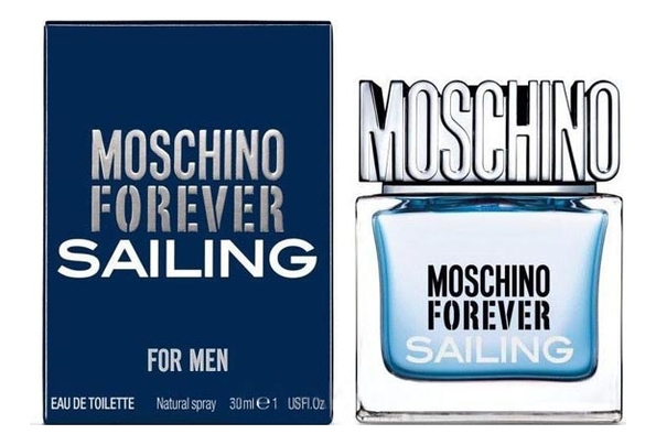 Moschino Forever Sailing: туалетная вода 30мл romoss sailing 5