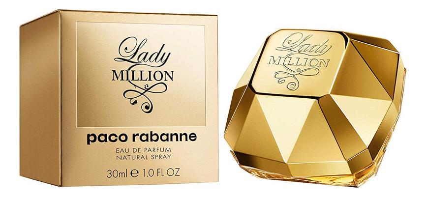 Lady Million: парфюмерная вода 30мл lady million empire парфюмерная вода 80мл