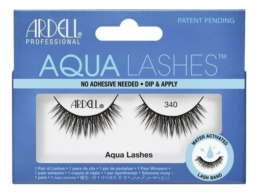 Купить Накладные ресницы Aqua Lash: No 340, Ardell