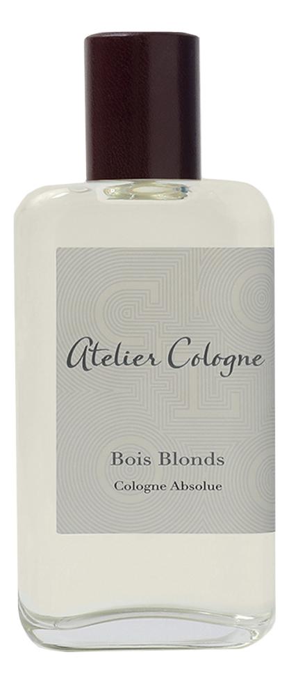 Bois Blonds: одеколон 2мл недорого