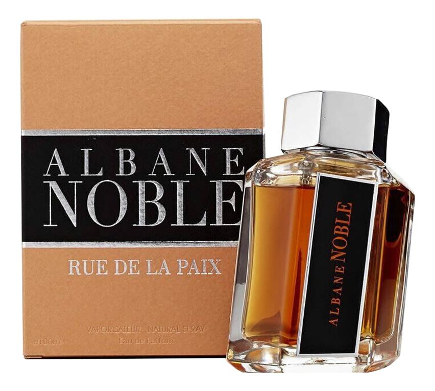 Купить Rue De La Paix: парфюмерная вода 100мл, Albane Noble