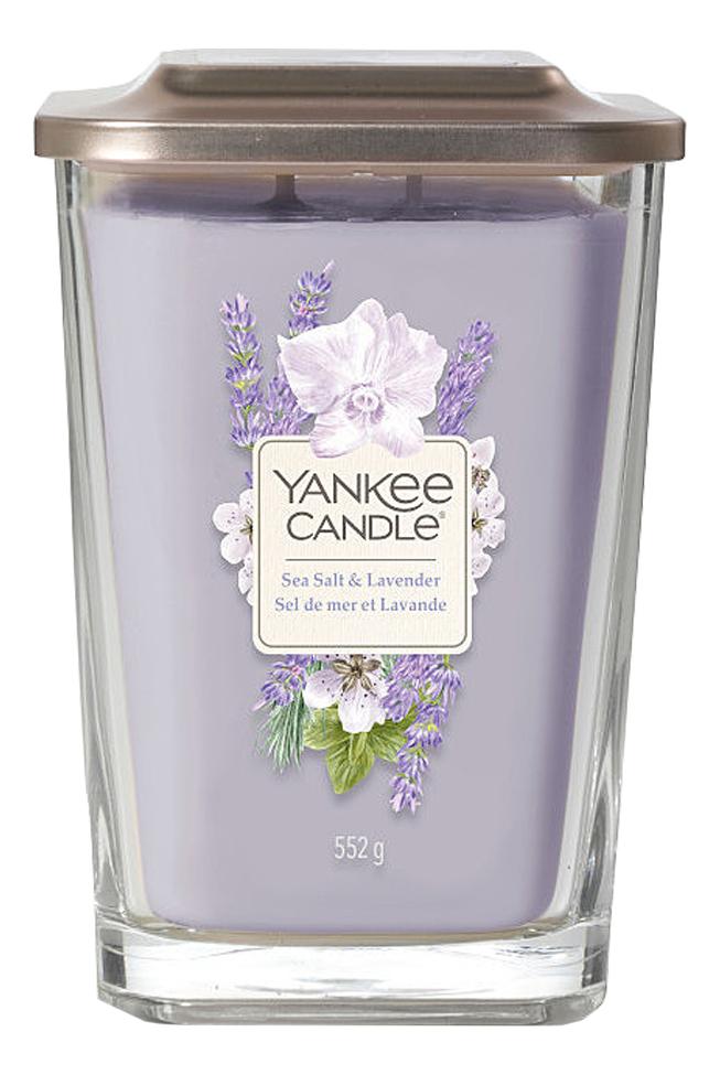 Купить Ароматическая свеча Sea Salt & Lavender: свеча 552г, Ароматическая свеча Sea Salt & Lavender, Yankee Candle