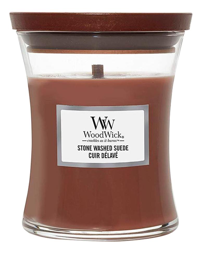 Ароматическая свеча Stone Washed Suede: свеча 275г
