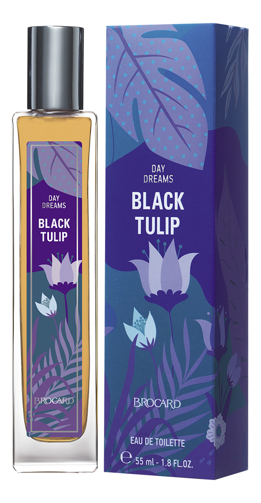 Купить Day Dreams Black Tulip: туалетная вода 55мл, Brocard