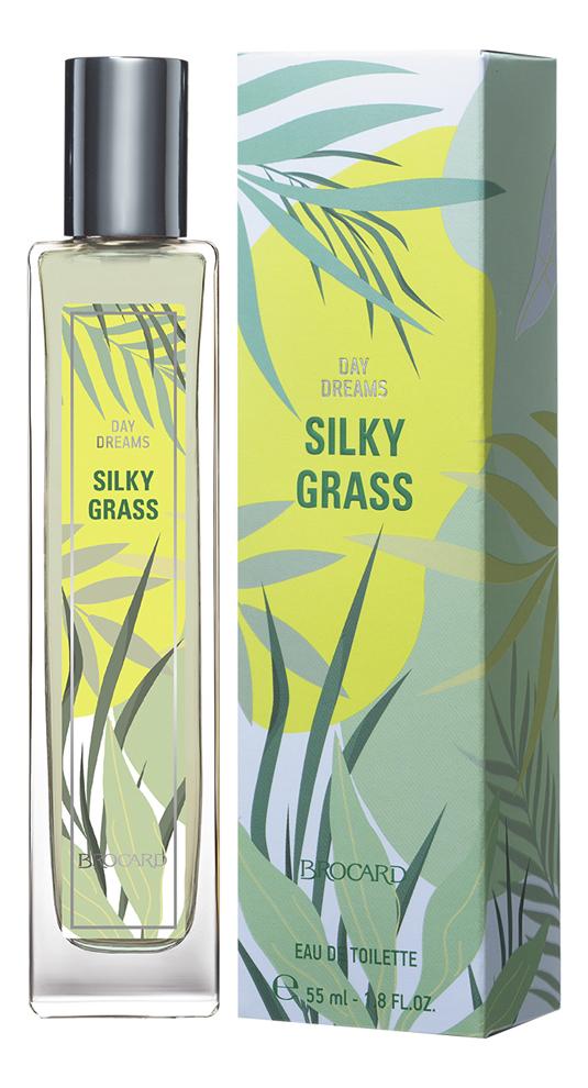 Купить Day Dreams Silky Grass: туалетная вода 55мл, Brocard