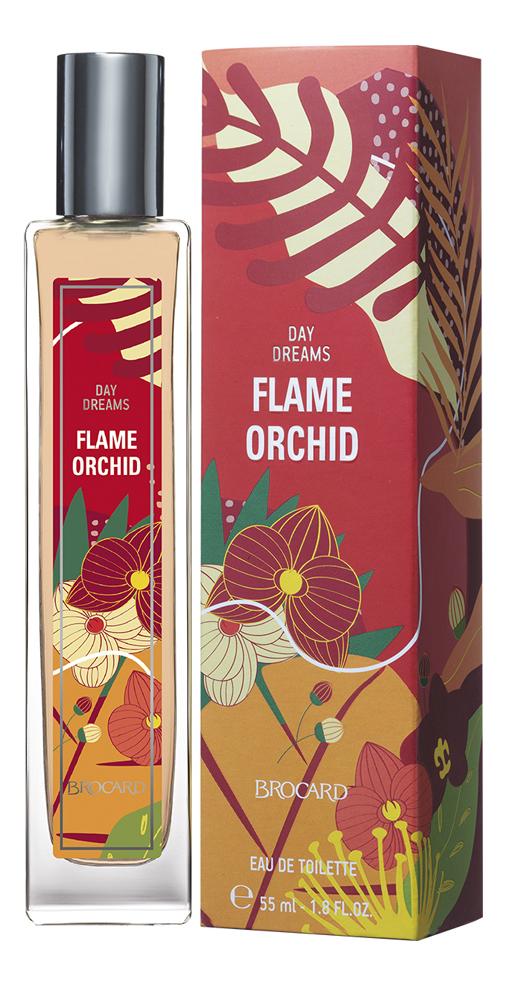 Купить Day Dreams Flame Orchid: туалетная вода 55мл, Brocard