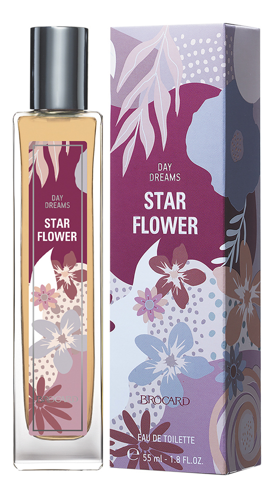 Купить Day Dreams Star Flower: туалетная вода 55мл, Brocard