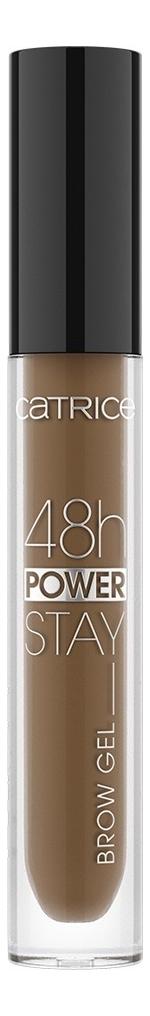 Купить Гель для бровей 48h Power Stay Brow Gel 4, 5мл: 010 Light, Catrice Cosmetics