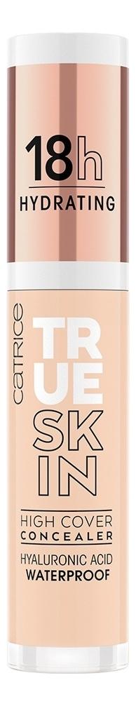 увлажняющий консилер для лица amazing cosmetics amazing concealer hydrate 2 26 мл Консилер для лица True Skin High Cover Concealer 4,5мл: 005 Warm Macadamia
