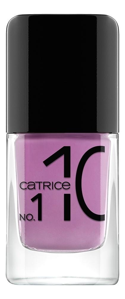 Лак для ногтей IcoNails Gel Lacquer 10,5мл: 110 Grapeful недорого