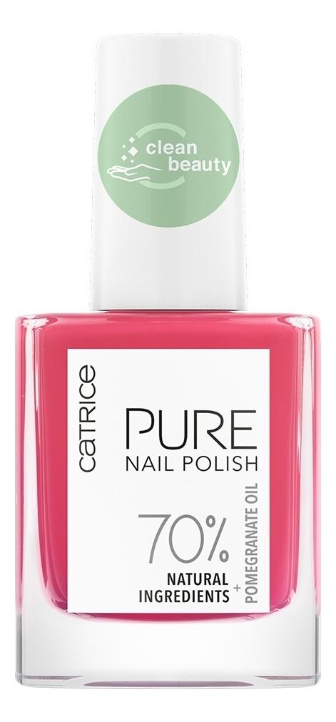 Купить Лак для ногтей Pure Nail Polish 10мл: 06 Ethereal, Catrice Cosmetics