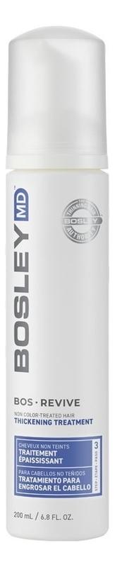 Купить Уход-активатор от выпадения и для стимуляции роста волос Bos Revive Non Color Treated Hair Thickening Treatment 200мл, Bosley