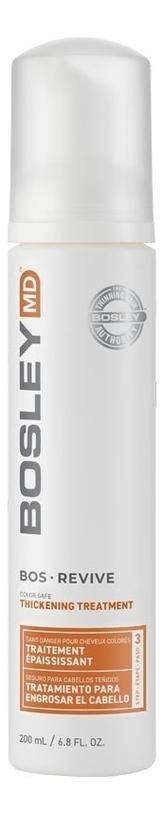 Купить Уход-активатор от выпадения и для стимуляции роста волос Bos Revive Color Safe Thickening Treatment 200мл, Bosley