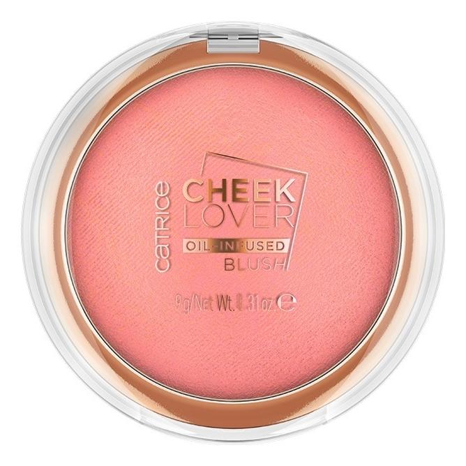 Румяна для лица Cheek Lover Oil-Infused Blush 9г: 010 Blooming Hibiscus
