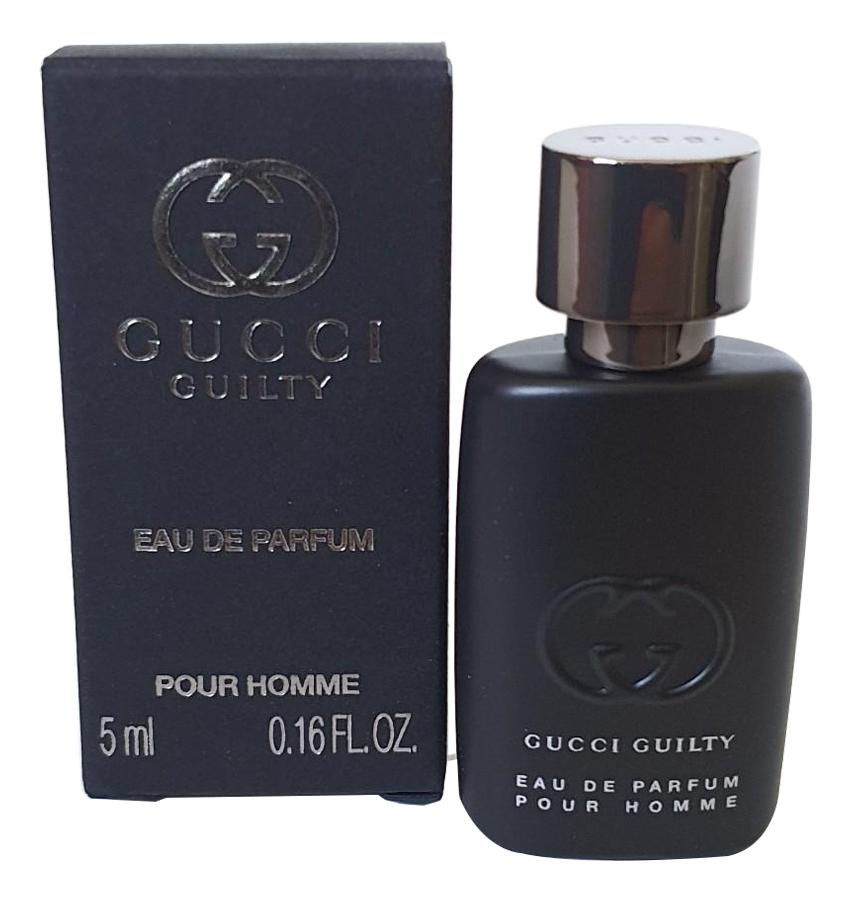 Guilty Pour Homme Eau De Parfum: парфюмерная вода 5мл guilty pour homme eau de parfum парфюмерная вода 50мл