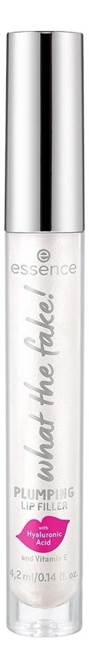 Купить Блеск для губ What The Fake! Plumping Lip Filler: No 01, essence