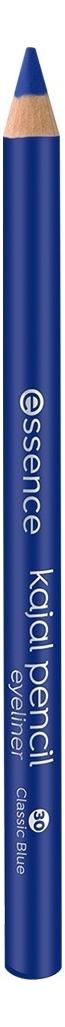 Карандаш для глаз Kajal Pencil 1г: 30 Classic Blue карандаш для глаз kajal pencil 1г 21 feel the eclipse