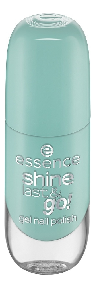 Купить Лак для ногтей Shine Last & Go! 8мл: 76 Frozen Mint, Лак для ногтей Shine Last & Go! 8мл, essence