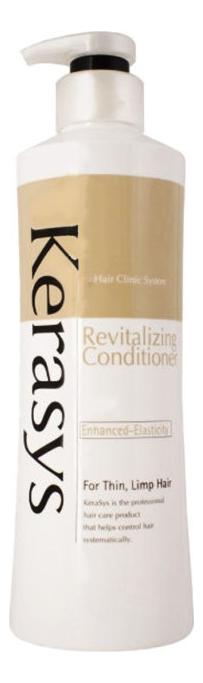 Купить Кондиционер для волос оздоравливающий Hair Clinic Revitalizing Conditioner: Кондиционер 600мл, Kerasys