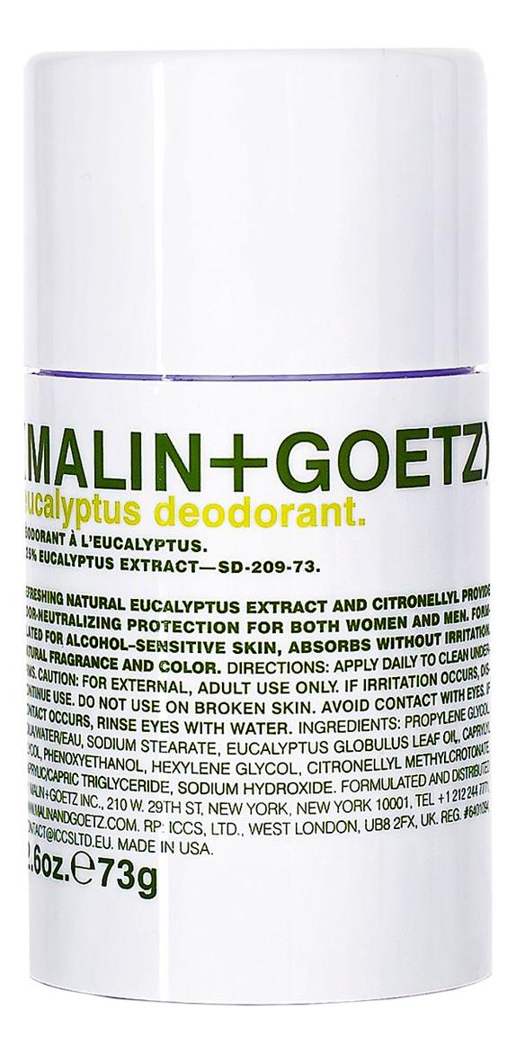 Дезодорант Эвкалипт Eucalyptus Deodorant: Дезодорант 73г
