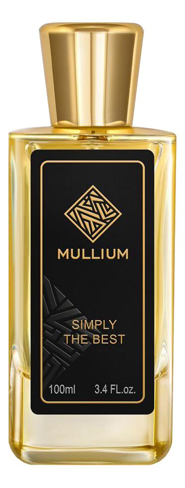 Купить Simply The Best Men: парфюмерная вода 100мл, Mullium