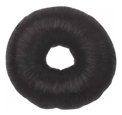 Валик для прически d8см (черный) недорого