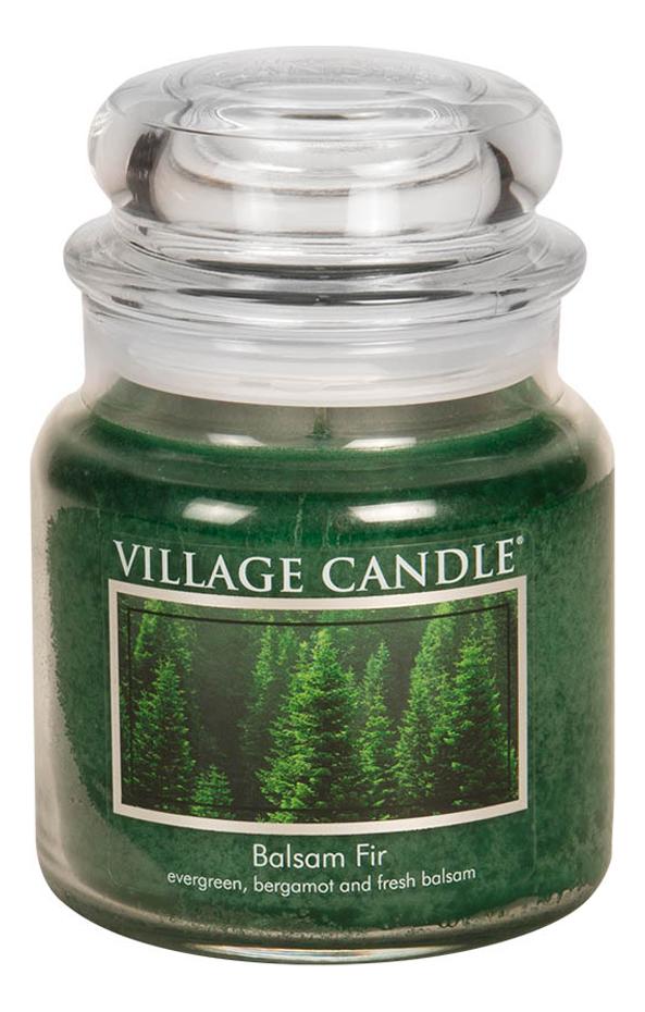 Купить Ароматическая свеча Balsam Fir: свеча 389г, Village Candle