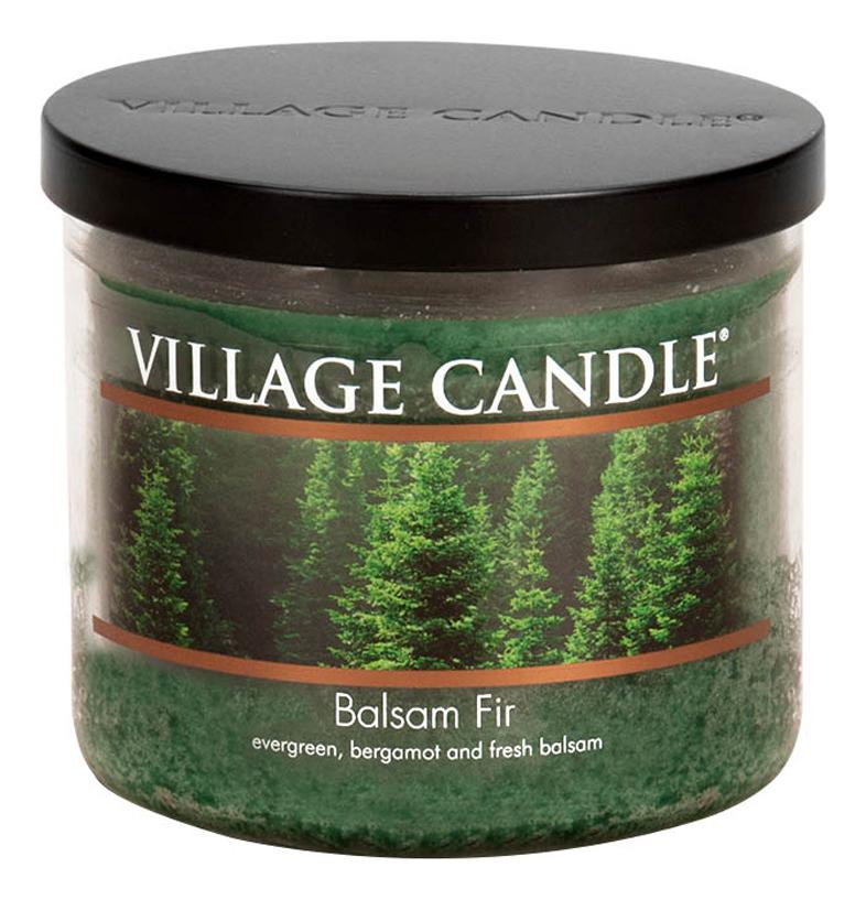 Купить Ароматическая свеча Balsam Fir: свеча 396г, Village Candle
