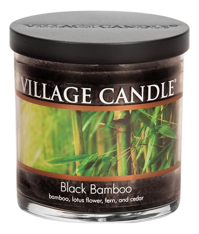 Купить Ароматическая свеча Black Bamboo: свеча 213г, Village Candle