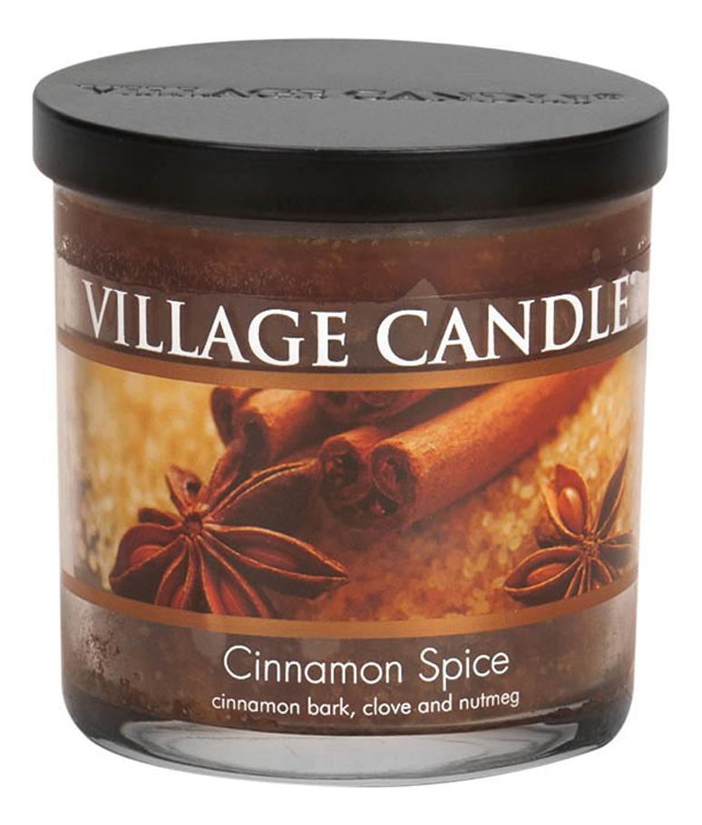 Купить Ароматическая свеча Cinnamon Spice: свеча 213г, Village Candle