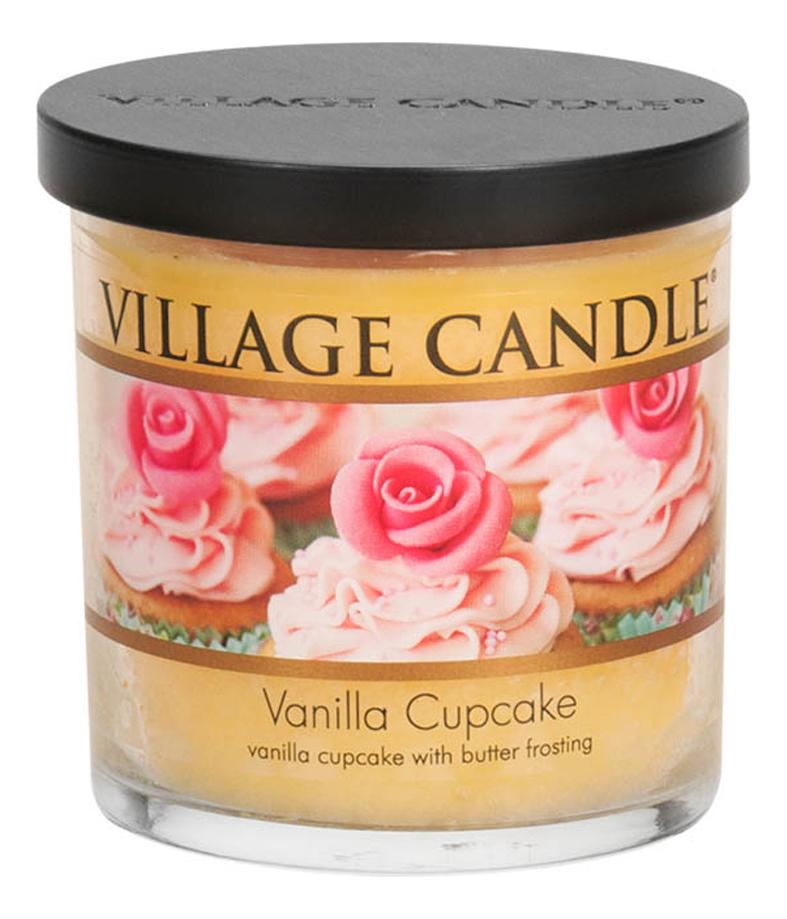 Фото - Ароматическая свеча Vanilla Cupcake: свеча 213г ароматическая свеча vanilla bean свеча 85г