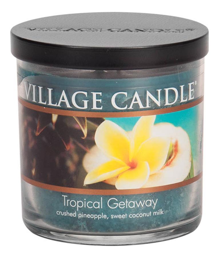 Купить Ароматическая свеча Tropical Getawa: свеча 213г, Village Candle