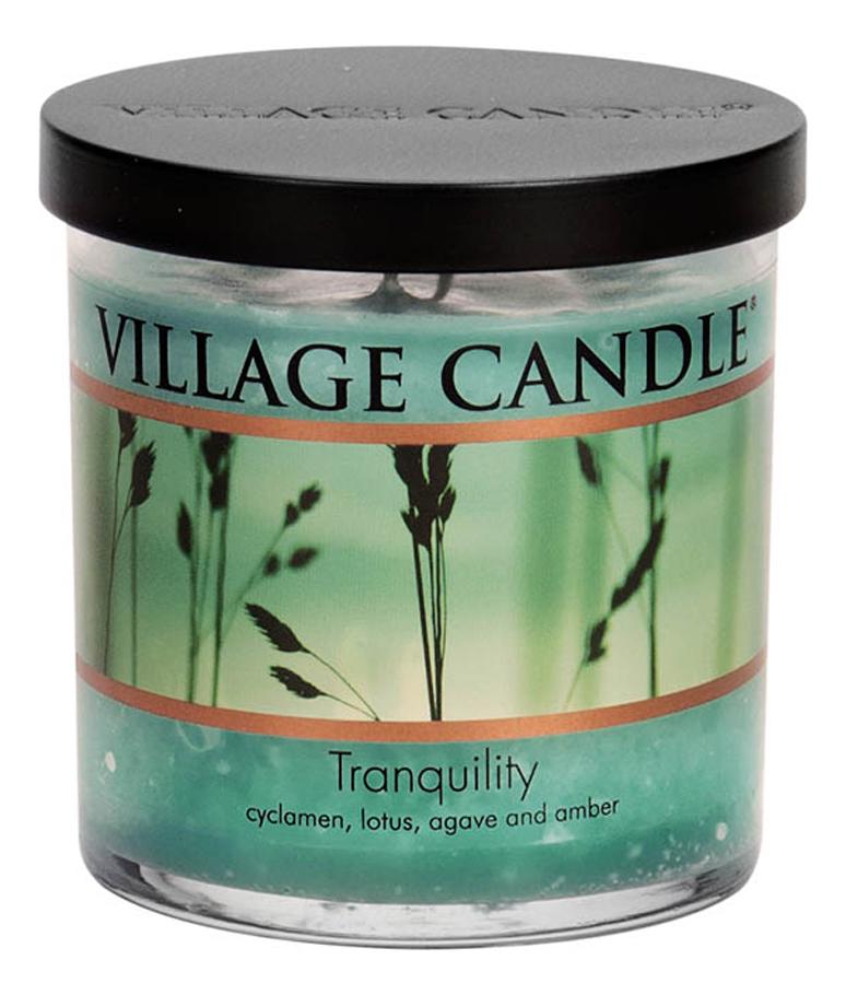 Купить Ароматическая свеча Tranquility: свеча 213г, Village Candle