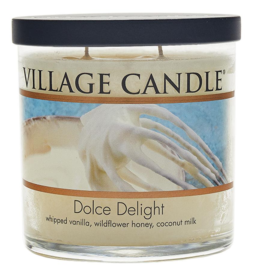 Купить Ароматическая свеча Dolce Delight: свеча 213г, Village Candle