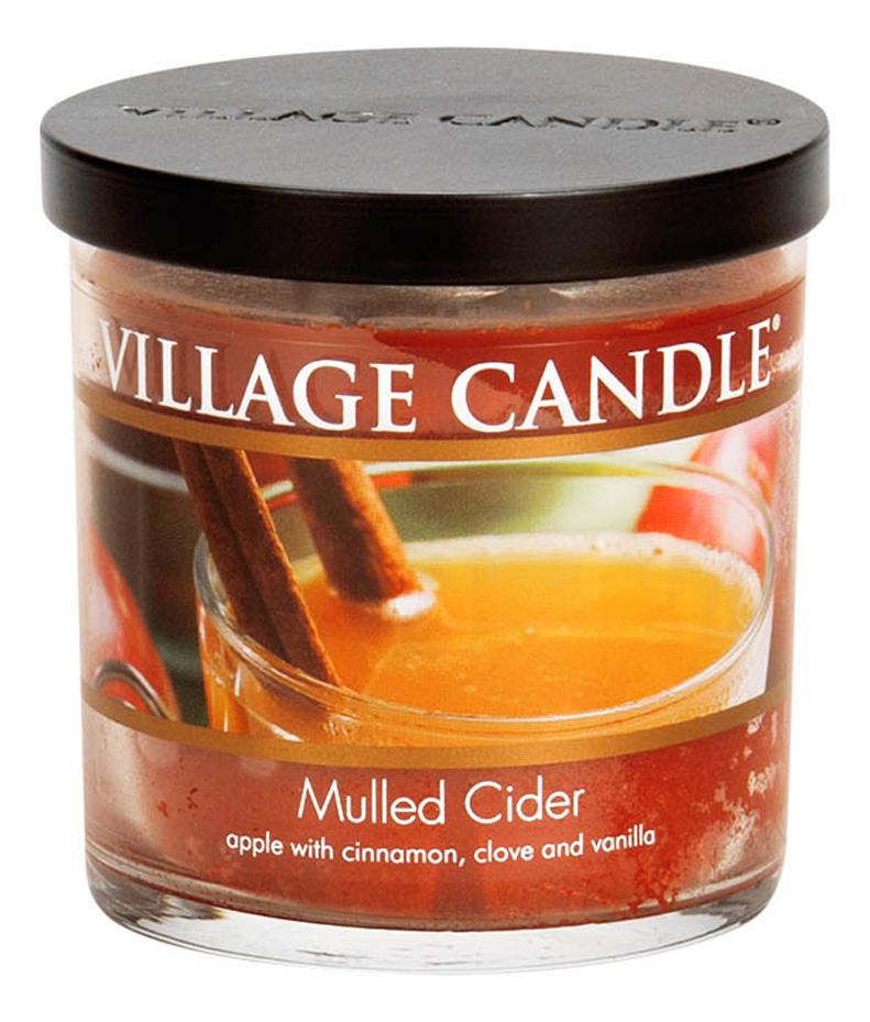Купить Ароматическая свеча Mulled Cider: свеча 213г, Village Candle