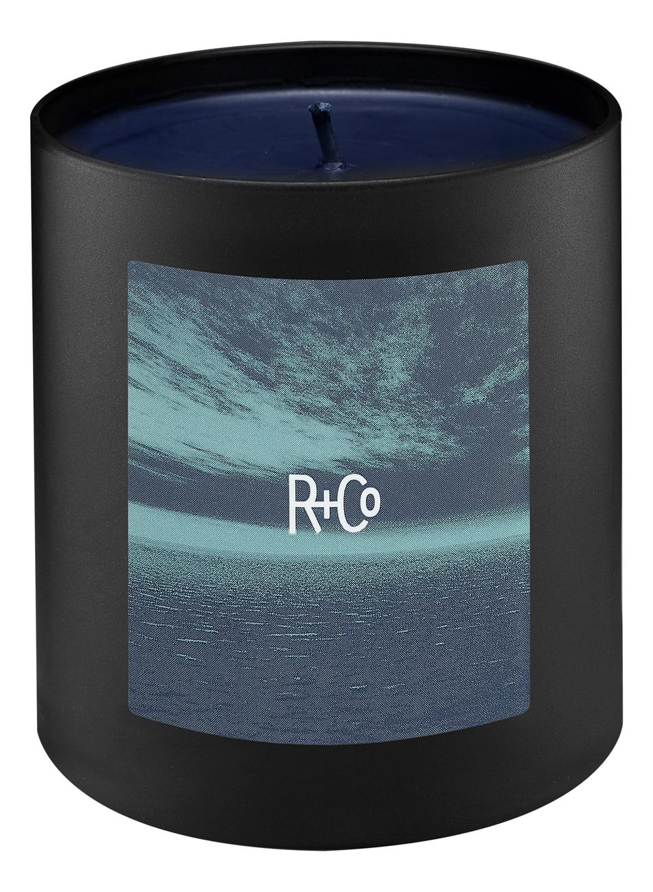 Купить Ароматическая свеча Dark Waves: Свеча 255г, R+Co