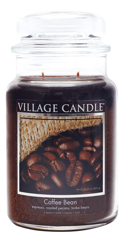 Фото - Ароматическая свеча Coffee Bean: свеча 602г ароматическая свеча vanilla bean свеча 85г